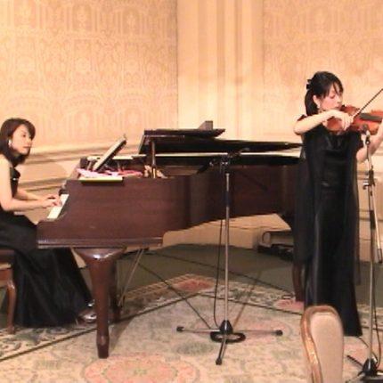 ピアノ+ヴァイオリン