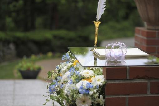 関西初のキリスト教結婚式のこと
