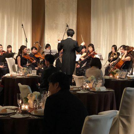 700人の演奏者が結婚式で活躍中です!