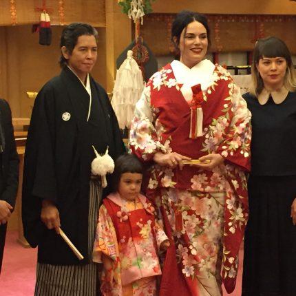 LGBT各メディアに、和装同性ウェディングサービス『Equal Wedding Japan』が特集されました。