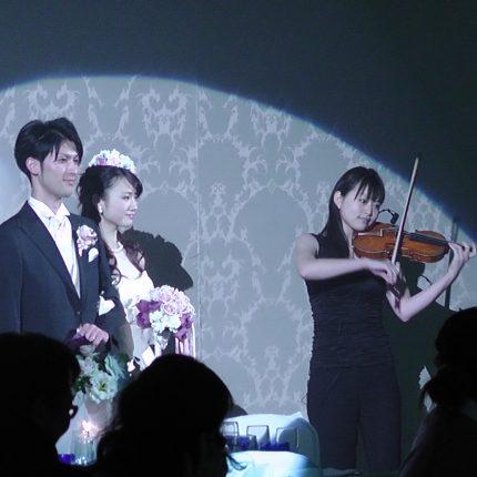 最高にカッコいいバイオリンのお仕事!