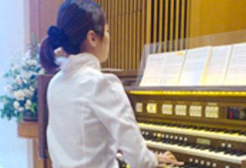 婚礼オルガニスト<br /> デビューコース(3ヶ月)