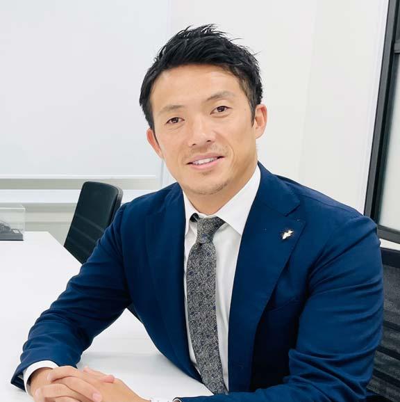 代表取締役 髙野 雅弘
